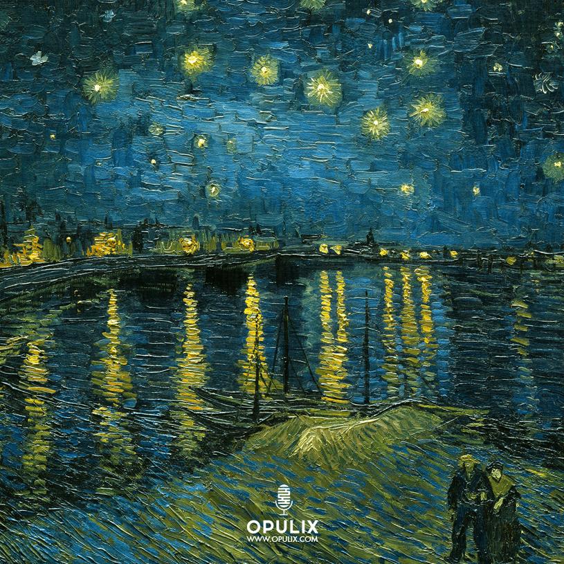 Vida Y Obra De Vincent Van Gogh Opulix