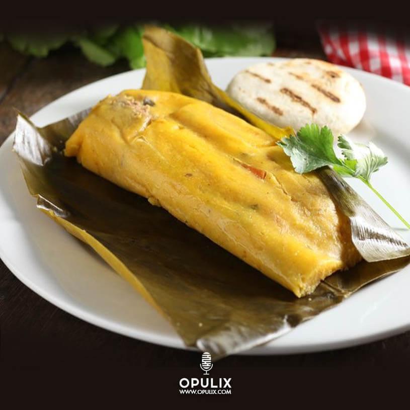 tamales pollo