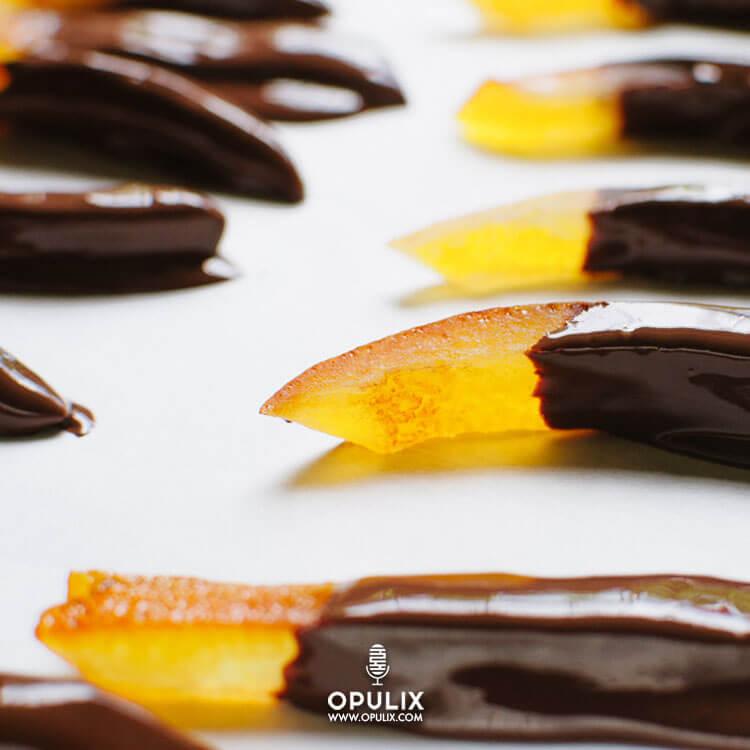 Confituras de naranja