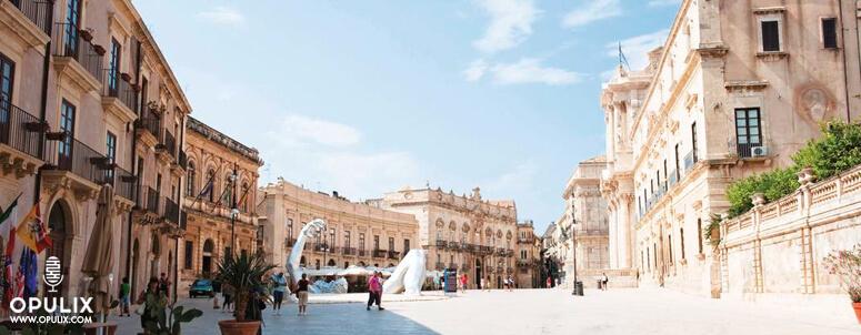 Siracusa / Sicilia