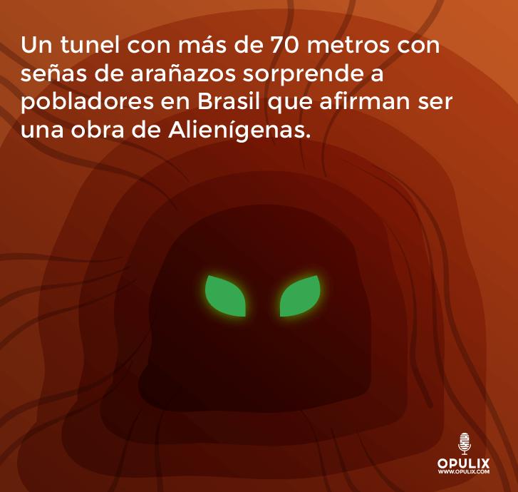 Túneles de más de 10 mil años