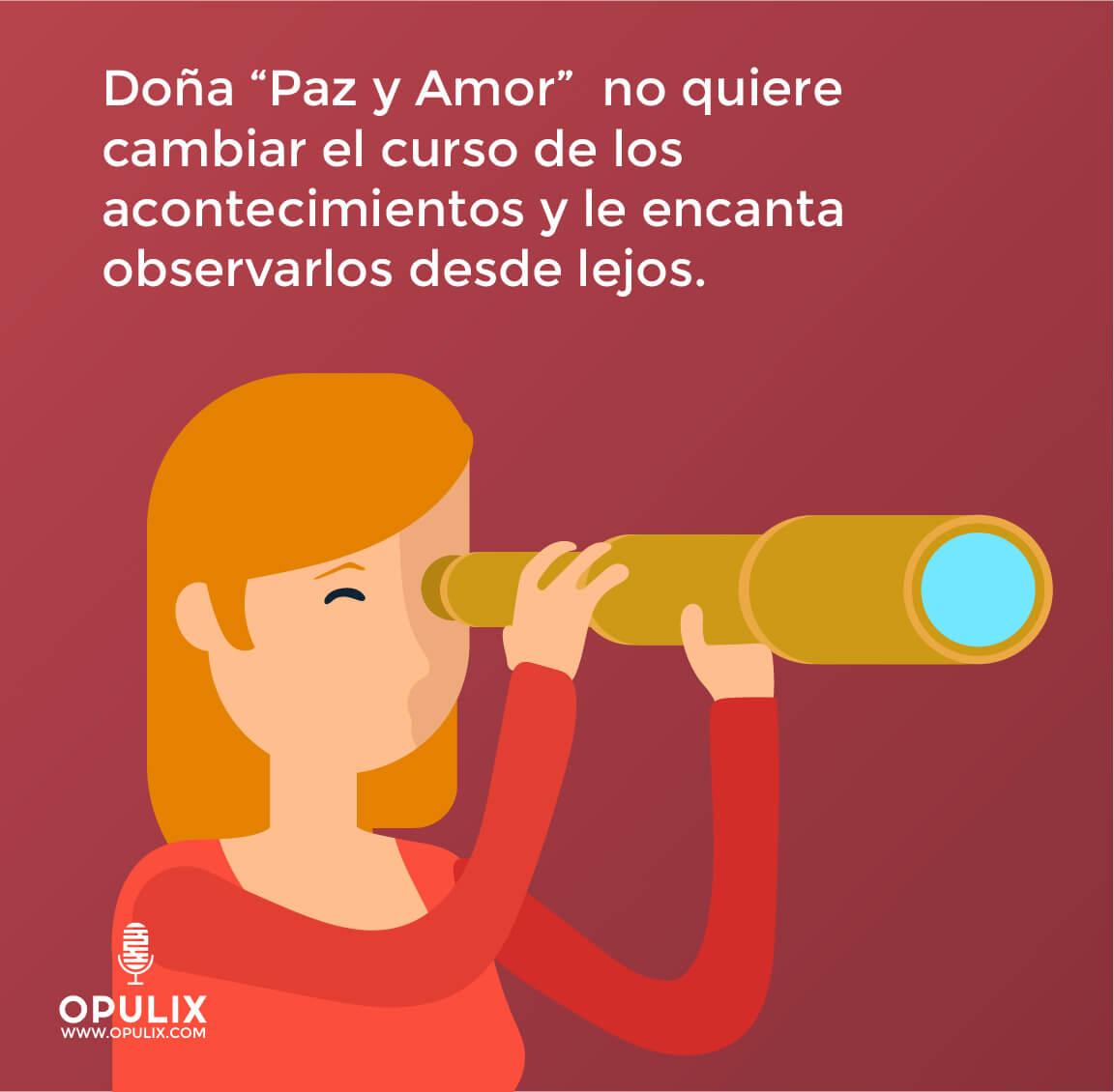 El Arquetipo de Doña Paz