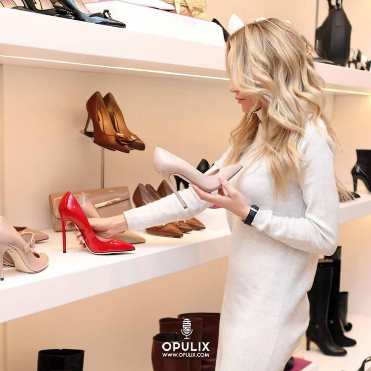 Los zapatos de Ivanka Trump