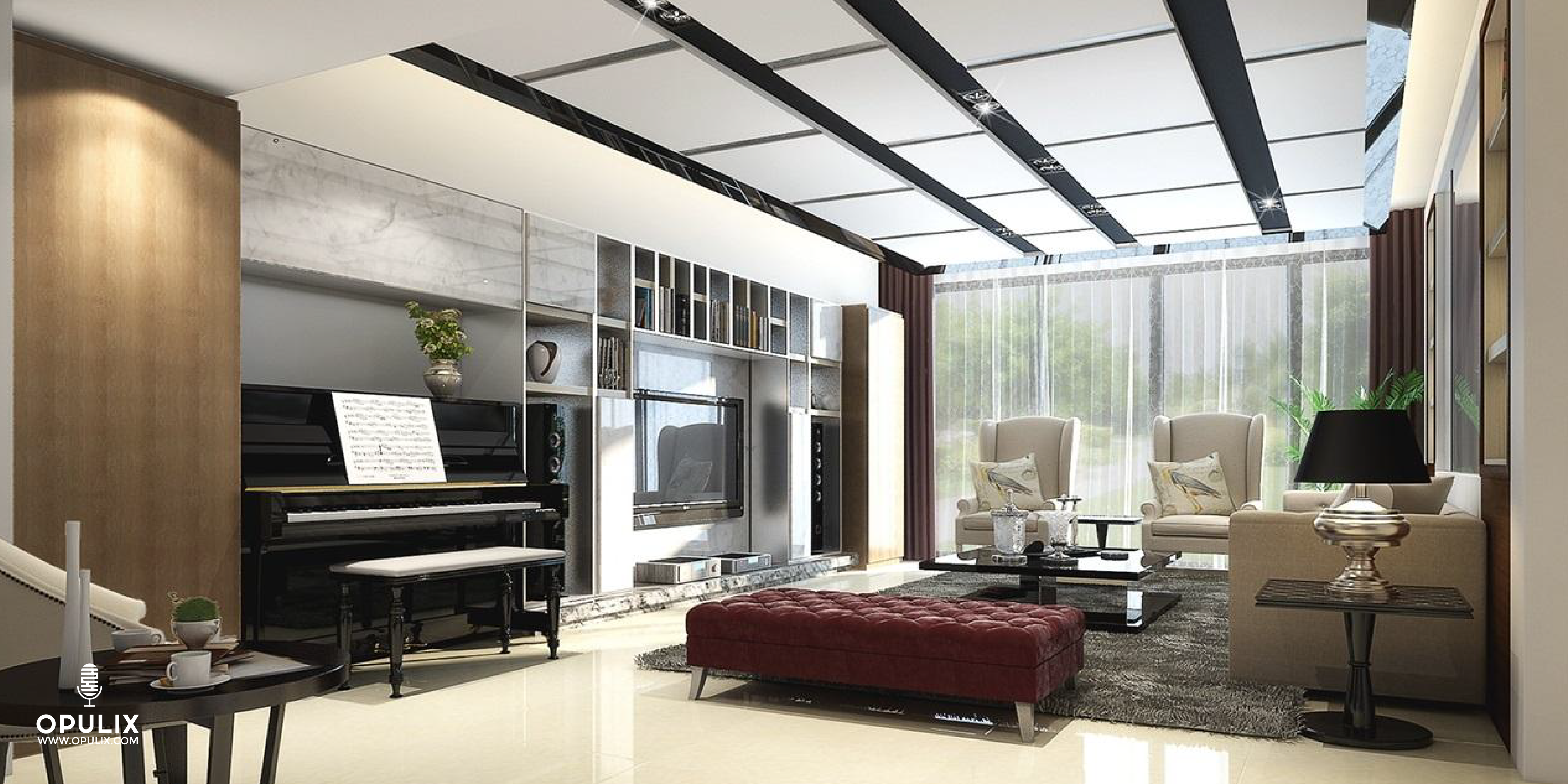 Livingroom, ideas para diseñar tu sala moderna y elegante