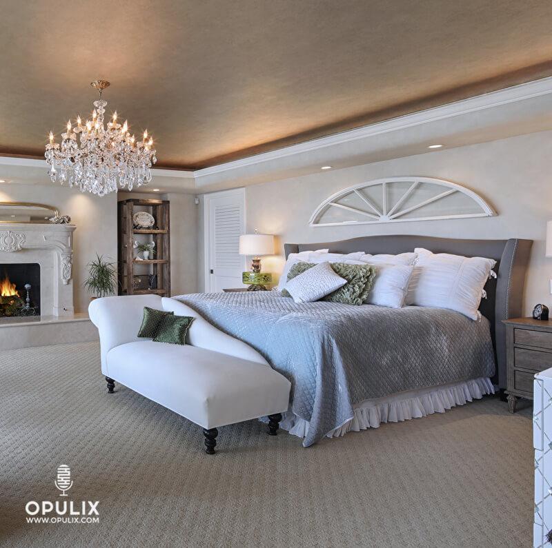 Bedroom dom tica ideas para dise ar la iluminaci n de tu for Cielos falsos para dormitorios