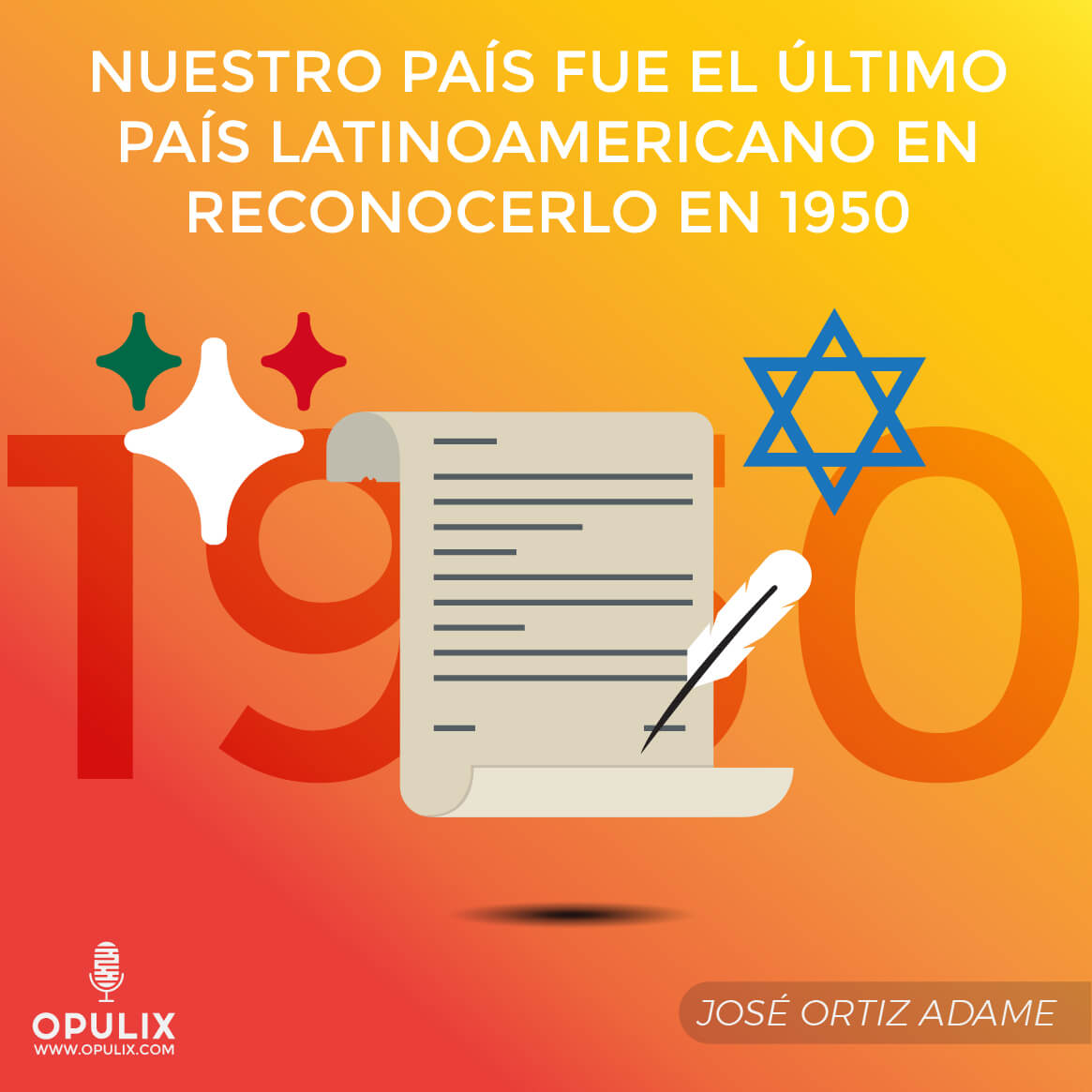 México-Israel: una relación cordial, con algunas aristas