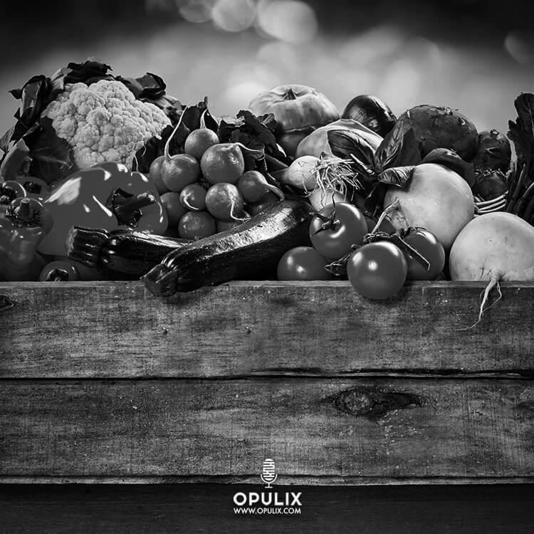 Caja de alimentos