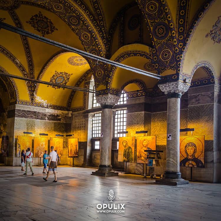La inspiración de Constantinopla