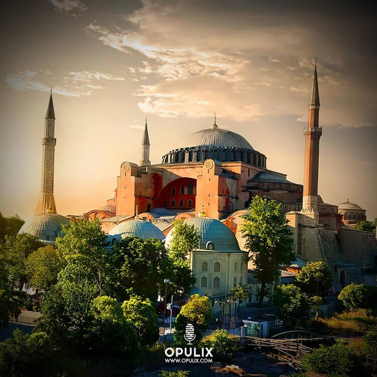 La formación de Constantinopla
