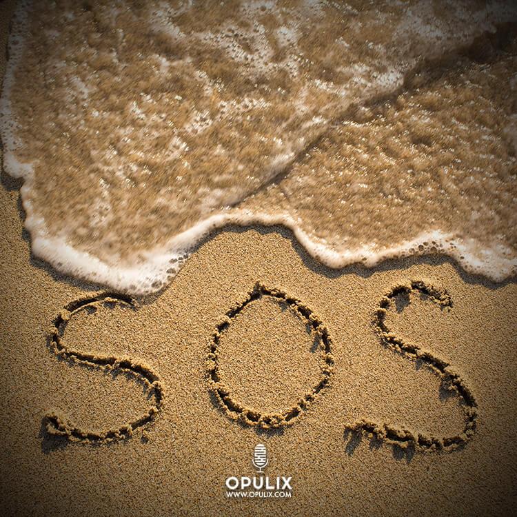 Lo que significa SOS