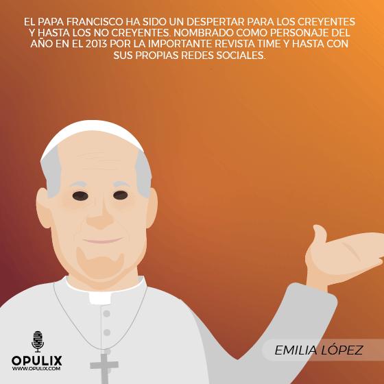 El Papa Francisco, más que un trending topic