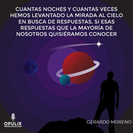 Visitantes del espacio