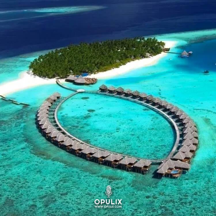 La isla menos visitada del mundo