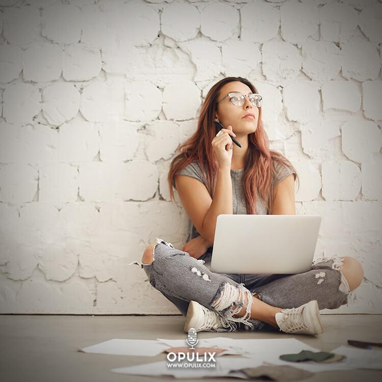 Blogger pensando en exponer al máximo el contenido de un artículo